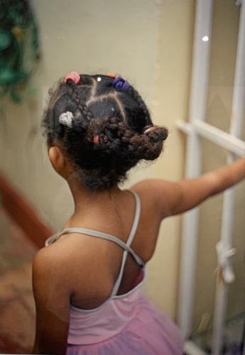 6-from the series episodio de la lucha clandestina en la Habana-Nina ne la casa de habuelo Kiki, 2019 by Juan Matos