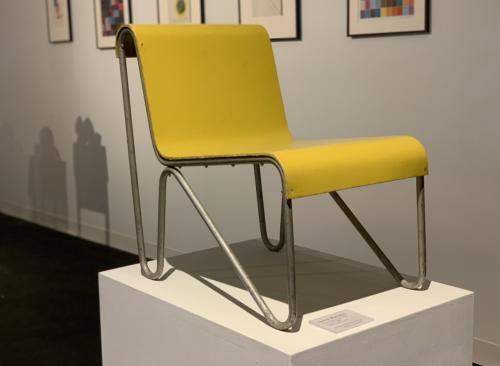 Best Historic Work winner -Beugelsotoel by Gerrit Rietveld, 1927 for VIVID Galerie