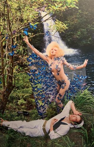 Change, December by David LaChapelle.