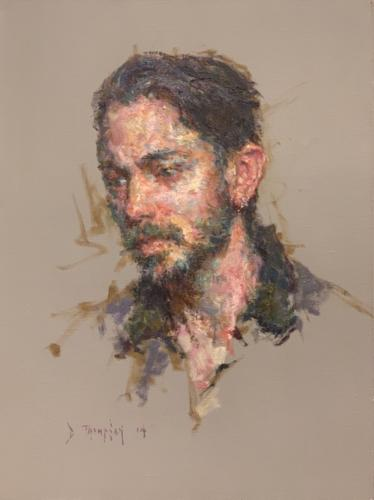Dan Thompson Painting