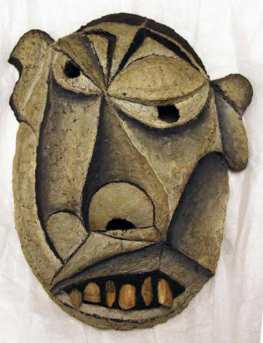 Eugéne Brands, Mask, 1946