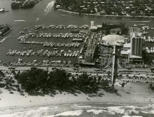 FLIBS Photo Archive, 1976. Credit Forest Johnson.