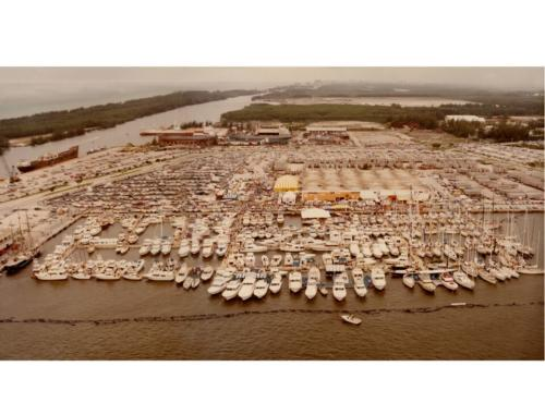 FLIBS Photo Archive, 1982. Credit Forest Johnson.