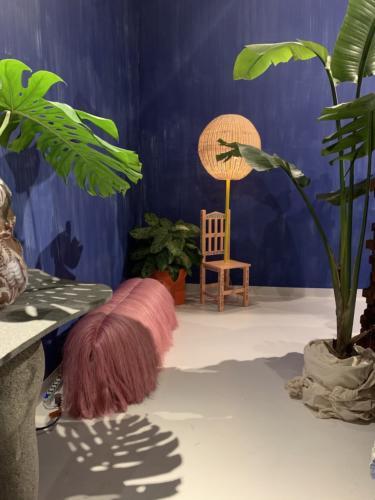 Fernando Laposse banq at Ago Projects, Design Miami.