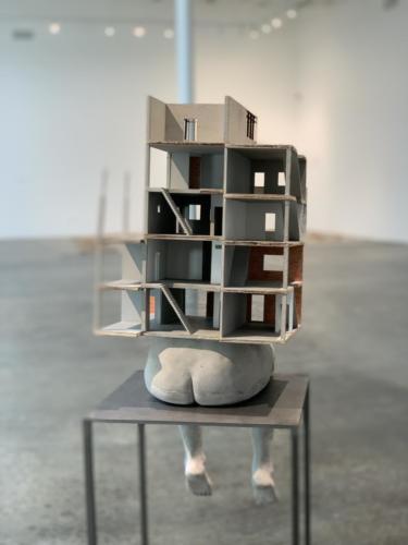 La arquitecta by Daniel Otero Torres, 2019.