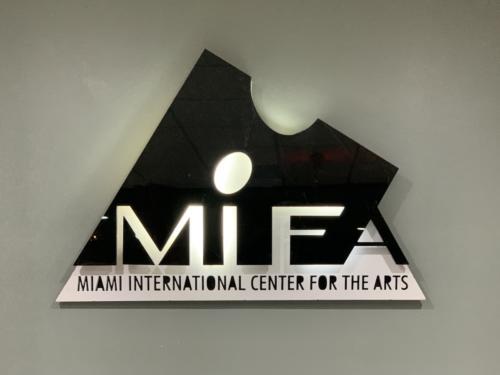 MIFA-Miami International Center for the Arts- Logo