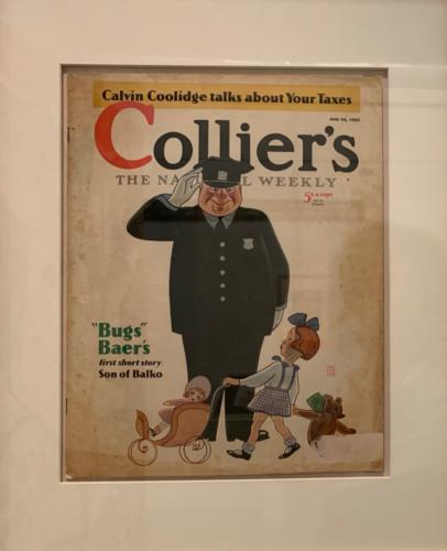 Magazine Collier's, July 23, 1932, Springfield, Ohio.