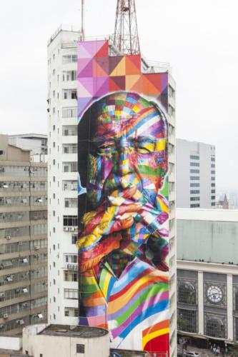 Oscar Niemeyer São Paulo, Brazil (2013)