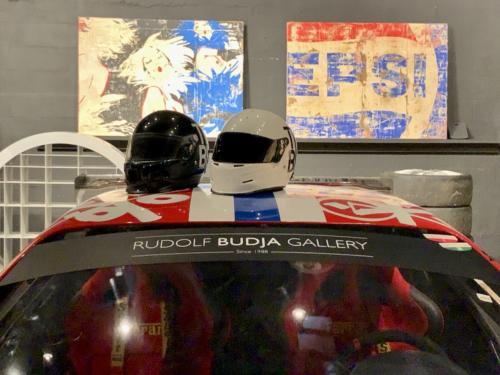 Paolo De Cuarto at Rudolf Budja Gallery