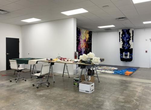 Residence studio in El Espacio 23.