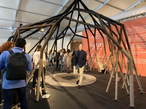 Roots by Atelier Marko Brajovic for Delta Airlines and The Sacred Space Miami