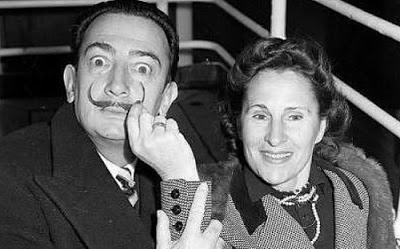 Salvador Dali e Gala