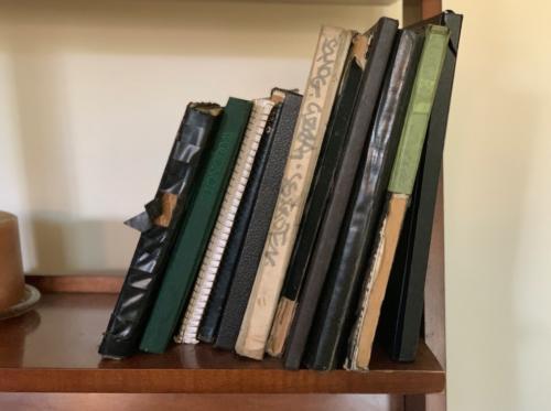 Smog-One's blackbooks