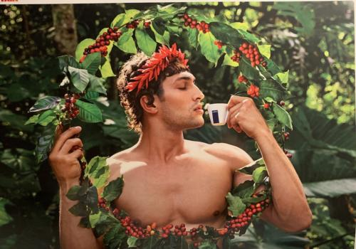 Sustain, June by David LaChapelle.