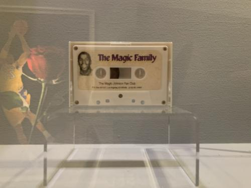 The Magic Family, memorabilia.