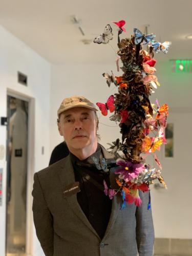 The inevitable artist Alexander Lynx