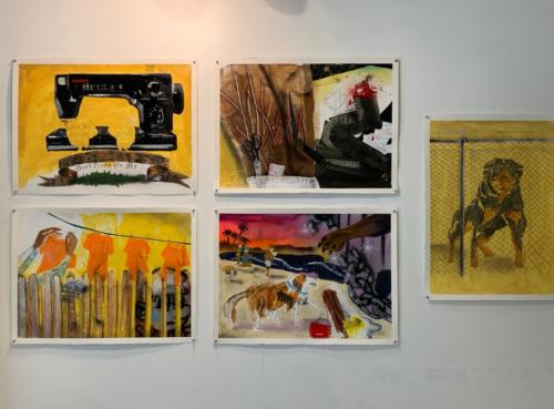Works by Pat Phillips