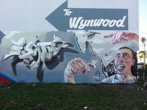 Wynwood, Miami 2015 by Smog-One